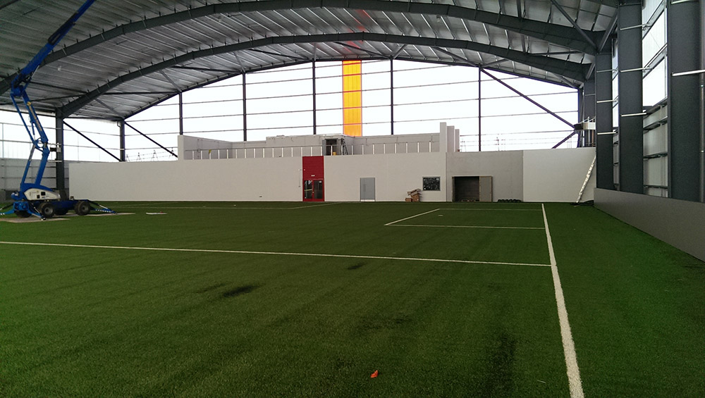 Mosco Group Brentford Football Club Academy Indoor